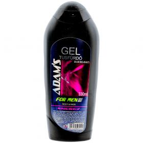 Adams Energy gel de duș pentru bărbați - 330 ml