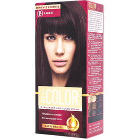 Aroma Color vopsea de par 09 Rosu garnet - 90 ml