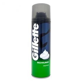 Spuma de ras Gillette Menthol – 300 ml