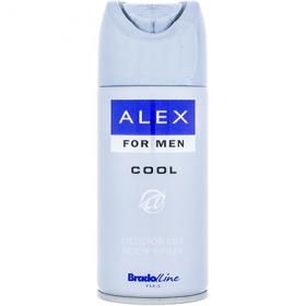 Alex Cool deodorant spray pentru femei – 150 ml