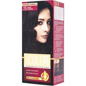 Aroma Color vopsea de par 26 Saten Inchis - 90 ml