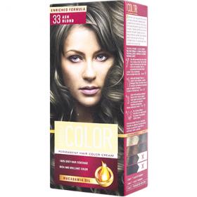 Aroma Color vopsea de par 33 Blond Cenusiu - 90 ml