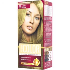 Aroma Color vopsea de par 35 Blond Deschis - 90 ml