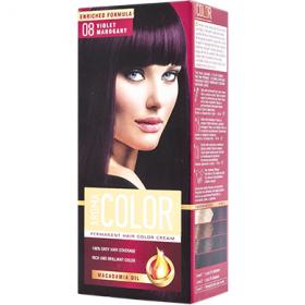 Aroma Color vopsea de par 08 Violet Mahon - 90 ml