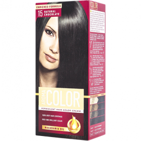 Aroma Color 15 Ciocolatiu vopsea de păr - 90 ml