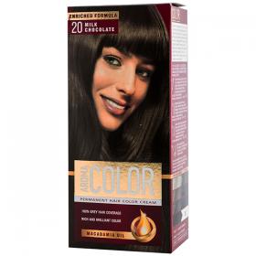 Aroma Color vopsea de par 20 Cafea cu Lapte - 90 ml