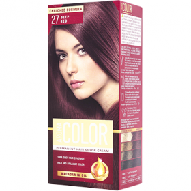 Aroma Color 27 Roscat intens vopsea de păr - 90 ml