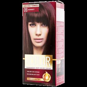 Aroma Color vopsea de par 09 Garnet - 90 ml