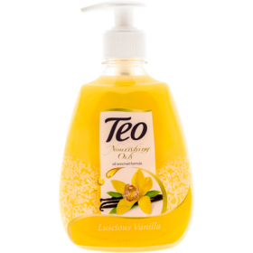 Teo Luscious Vanilla sapun lichid - 400 ml