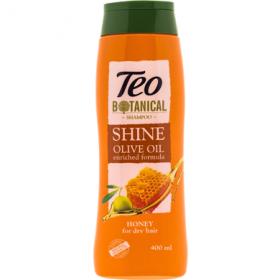 TeoBotanical-sampon 400ml honey for dry hair