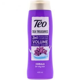 TeoSea-sampon 400ml 2in1 Corals