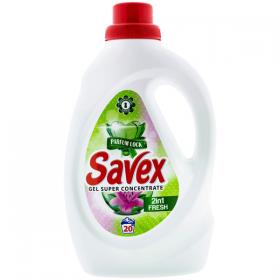 Savex-det.lichid 1,1L 2in1 Fresh (20sp)