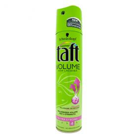Taft lac fixativ Millionized volume ultra strong 4 – 250 ml