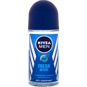 Nivea-roll on 50ml B.fresh active