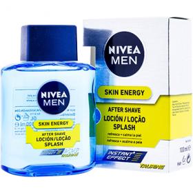 Nivea Skin Energy after shave pentru bărbați - 100 ml