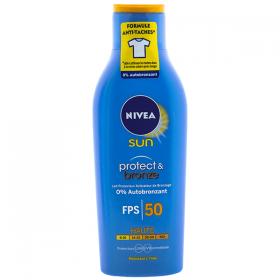 Nivea Sun FPS50 Protect and Bronze lotiune pentru plaja - 200ml