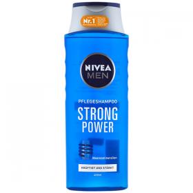Nivea Strong Power sampon pentru barbati - 400 ml