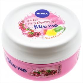 Nivea-crema 100ml Berry Charming Soft Mix Me