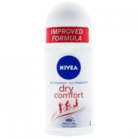 Nivea-roll on 50ml F.dry comfort