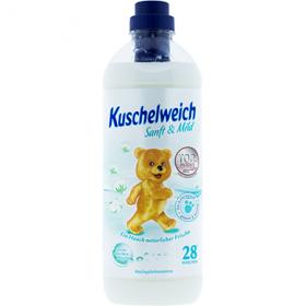 Kuschelweich Sanf & Mild balsam pentru rufe - 1000 ml