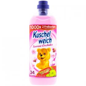 Kuschelweich Seerose Orchidee balsam pentru rufe - 1 L