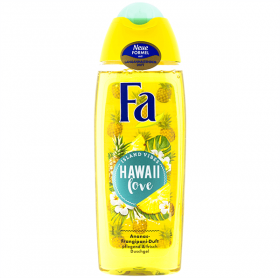 Fa-gel de dus F.250ml Hawaii Love Ananas