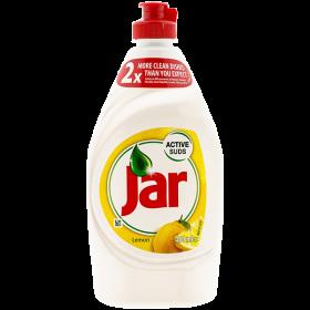 Jar-det.pt.vase 450ml Lemon