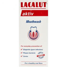 Lacalut apa de gura Aktiv - 300 ml