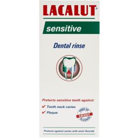 Lacalut apa de gura Sensitive - 300 ml
