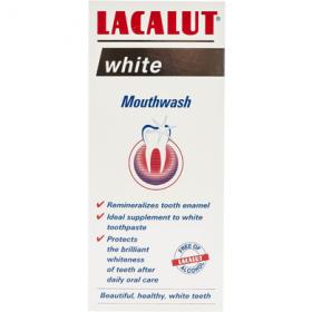 Lacalut apa de gura White - 300 ml