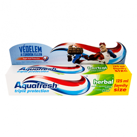 Aquafresh pasta de dinti Herbal - 125 ml