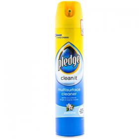 Pledge Multi Surface Jasmine spray de curățat pentru diverse suprafețe - 250 ml