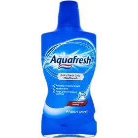 Aquafresh Fresh mint szájvíz - 500 ml