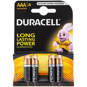 Duracell AAA LR03 baterii - 4 buc