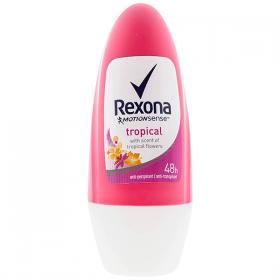 Rexona Tropical deodorant roll-on pentru femei - 50ml