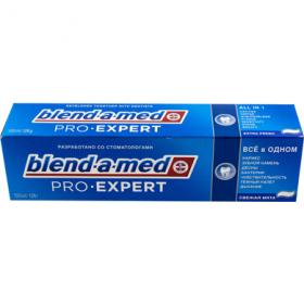 Blend a Med-pasta de dinti 100ml Pro Expert