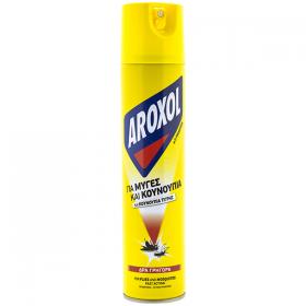 Aroxol spray impotriva tantarilor si mustelor - 300ml