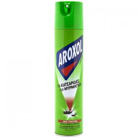 Aroxol spray împotriva gândacilor și furnicilor - 300ml