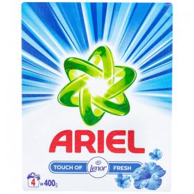 Ariel Touch of Lenor detergent de rufe automat - 400 gr.
