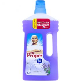 Mr. Proper Lavender detergent universal pentru diverse suprafețe - 1 L