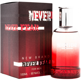 Parfum New Brand Never Fear pentru barbati - 100 ml