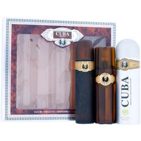 Set  Cuba Gold pentru barbati: EDT + Deodorant spray + After Shave