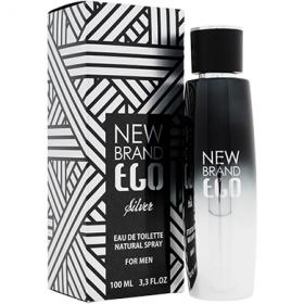 Parfum-N.B Prestige Ego Silver 100ml Men