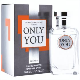 New Brand Prestige Only You EDT pentru barbati - 100 ml