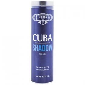 Cuba Shadow Eau de Toilette natural spray pentru barbati - 100 ml