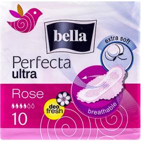 Bella Perfecta Ultra Rose absorbante igienice - 10 buc