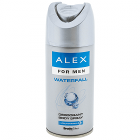 Alex Waterfall deodorant spray pentru bărbați - 150ml