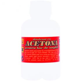 Florin dizolvant cu acetonă – 75 ml