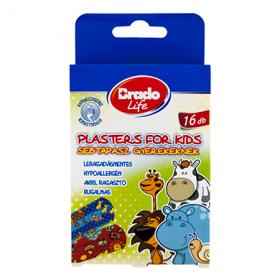 Brado Life plasturi pentru copii – 16 buc.