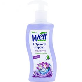 Well săpun lichid pentru toate tipurile de piele – 500 ml